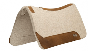 Saddle Pad For Kissing Spine