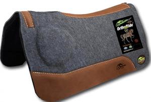 best saddle pad for older horse