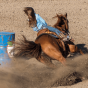 best saddle pad for barrel racing
