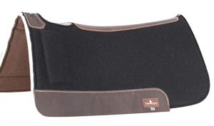 saddle pad for swayback horse