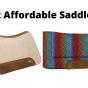 Best Affordable Saddle Pad Under