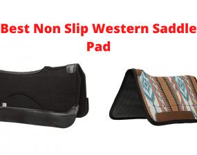 Best Non slip Western Saddle Pad