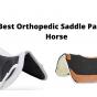 Best Orthopedic Saddle Pad For Horse
